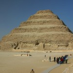 La piramide escalonada, la tumba del fara¢n Zoser