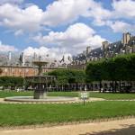 Paris - Plaza de los Vosgos