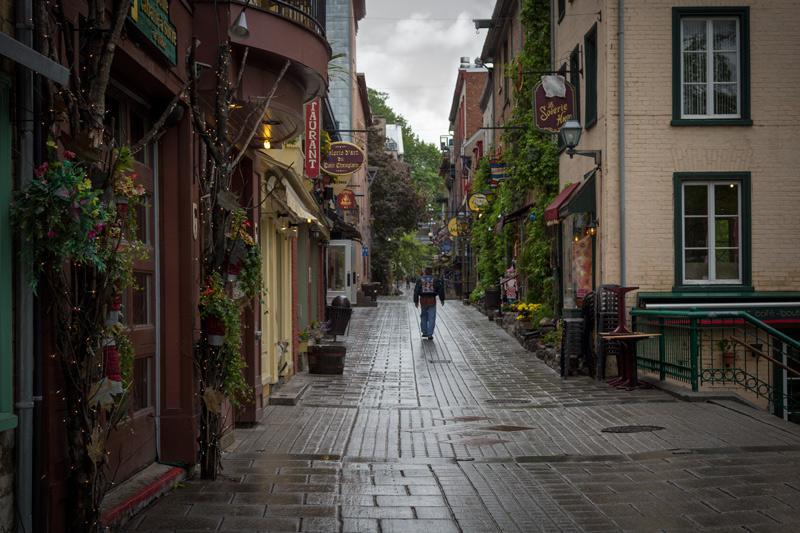 Calle Petit Champlain