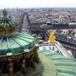 Vista desde Opera Garnier