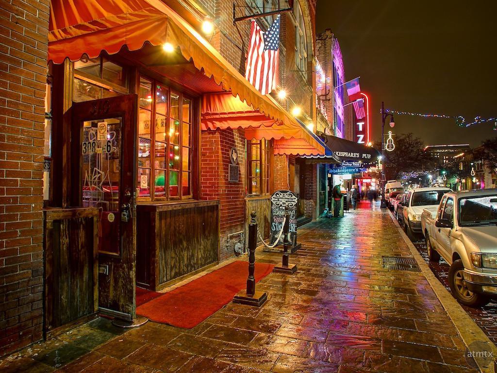 6th Street en Austin
