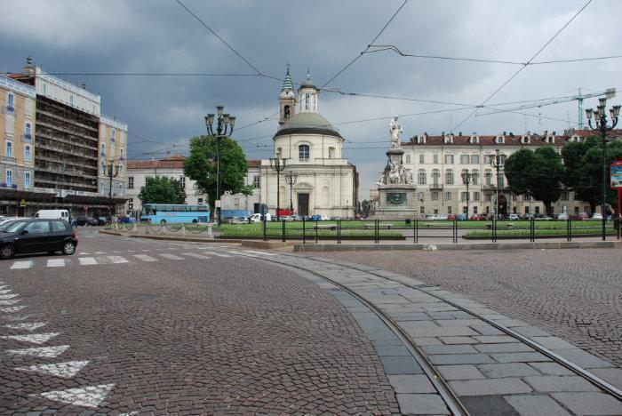Plaza de Carlo Emanuele II