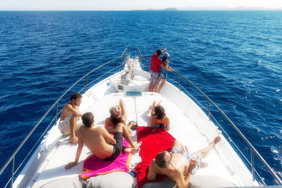 Barco Lanzarote