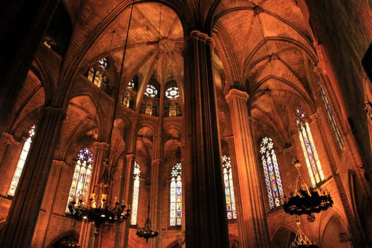 Cristaleras de la Catedral