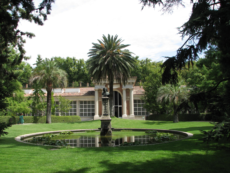 Jard n bot nico madrid roundalia for Centro de eventos jardin botanico