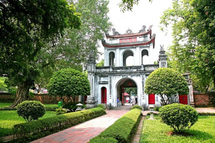 Templo Van Mieu