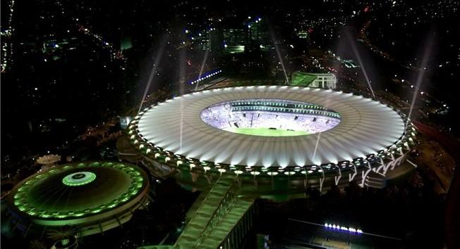 Estadio Maracana Río de Janeiro